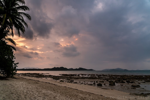 Sunset colors-palawan-philippines