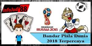 Bandar Piala Dunia 2018 Terpercaya