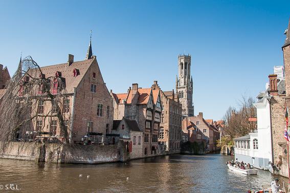Brujas en Bélgica. 5 escapadas para Semana Santa