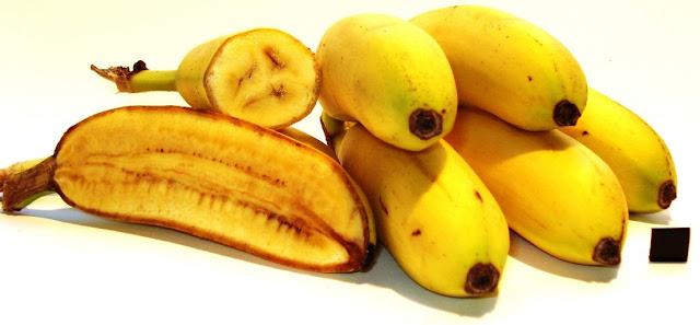 Sehat dengan mengkonsumsi pisang emas
