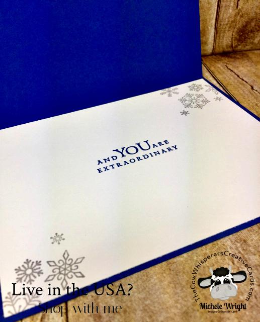 Card, Beautiful Blizzard, Swirls & Curls Embossing Folder, Shimmer Paint