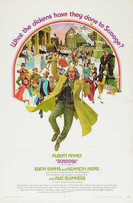 Scrooge Poster