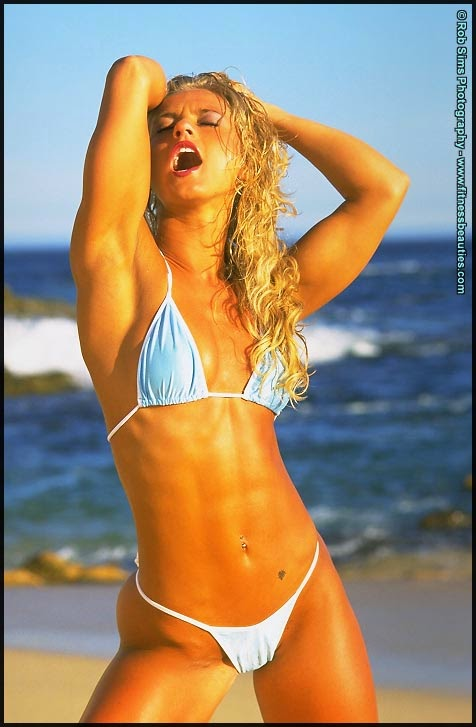 Tina Rigdon - Female Fitness Models