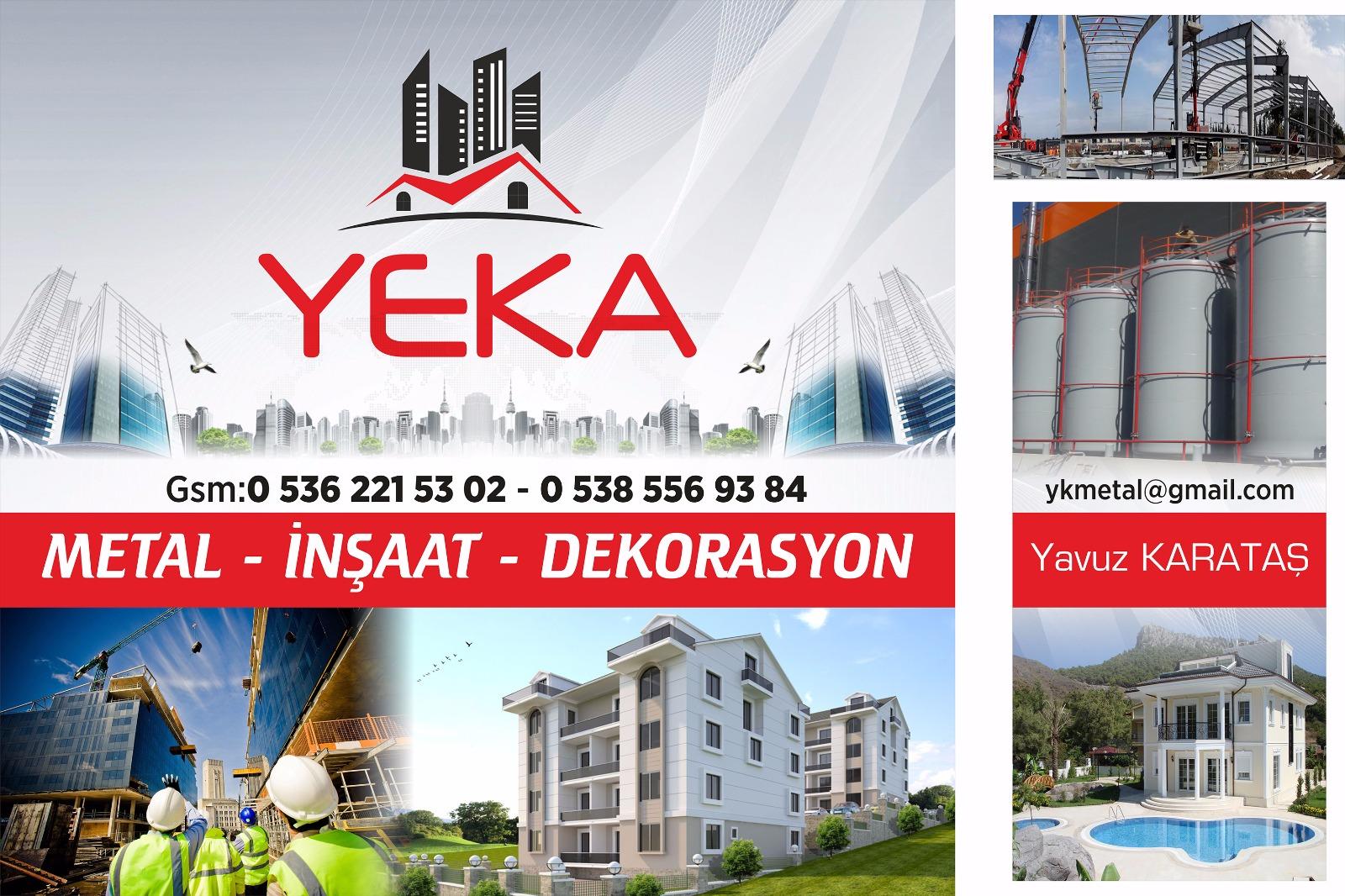 Yeka Metal Derincede Silo Tank Boyama 0536 221 53 02 Yeka Metal