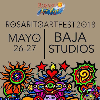 festival de arte rosario 2018 baja california