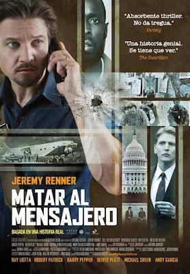 Póster de la película 'Matar al mensajero (Kill The Messenger)'
