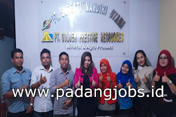 Lowongan Kerja Padang: PT. Sugesti Mandiri Utama Juni 2018