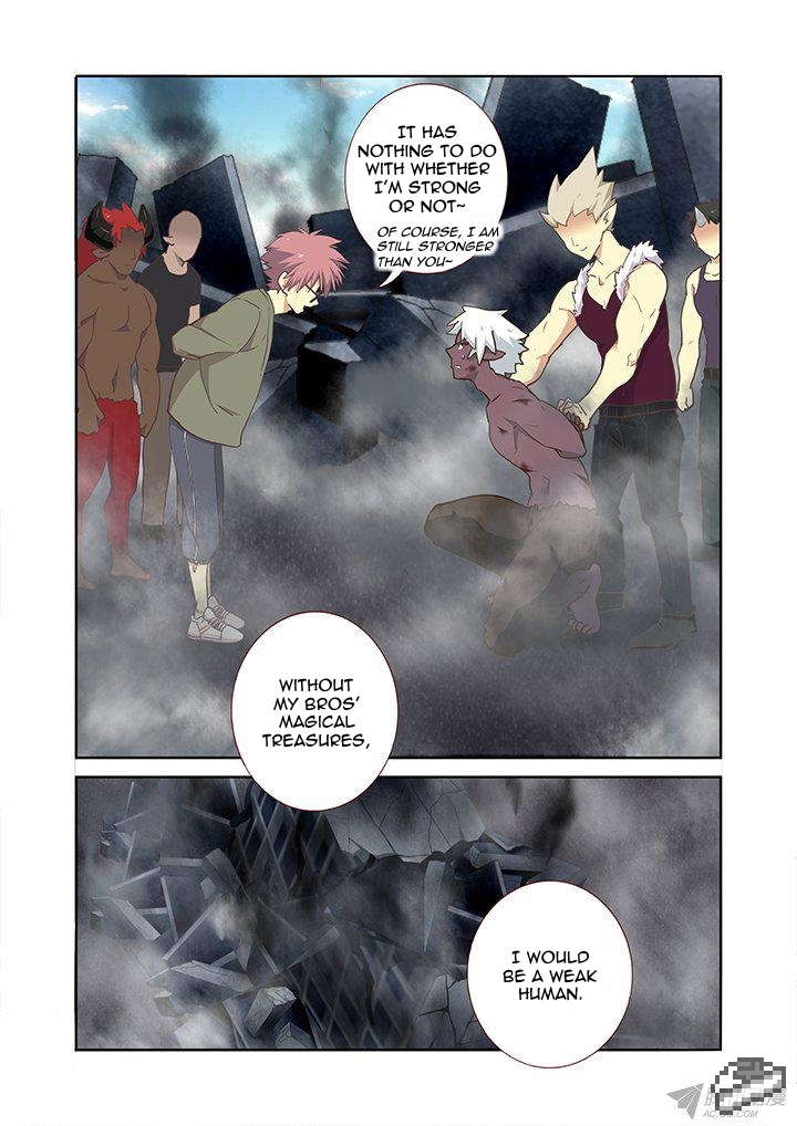 Yaoguai Mingdan - Chapter 231