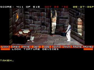 videojuego Countdown - Aventura gráfica