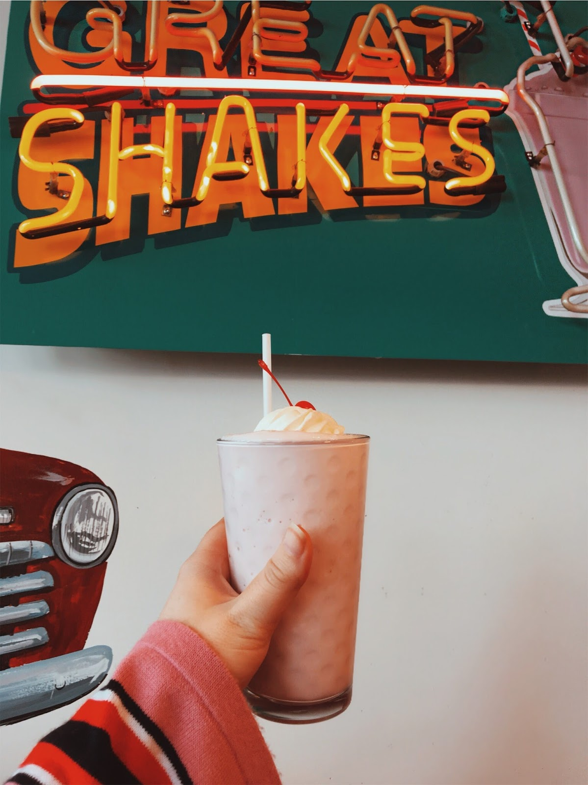 shake brunette