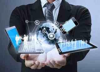 एक सामाजिक चिंतन - इंटरनेट का व्यापार पर प्रभाव | Gyansagar ( ज्ञानसागर )