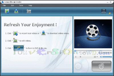 Download Leawo Blu-ray Creator 7.6.0.0 Full Version