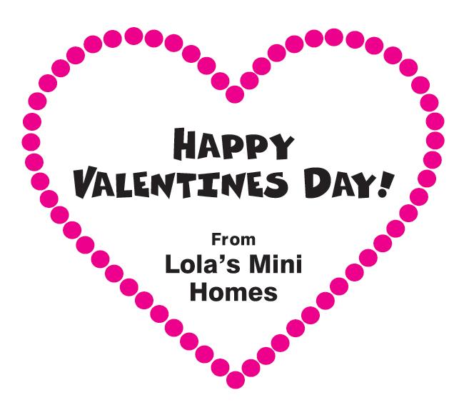 Lola's Mini Homes: February 2013