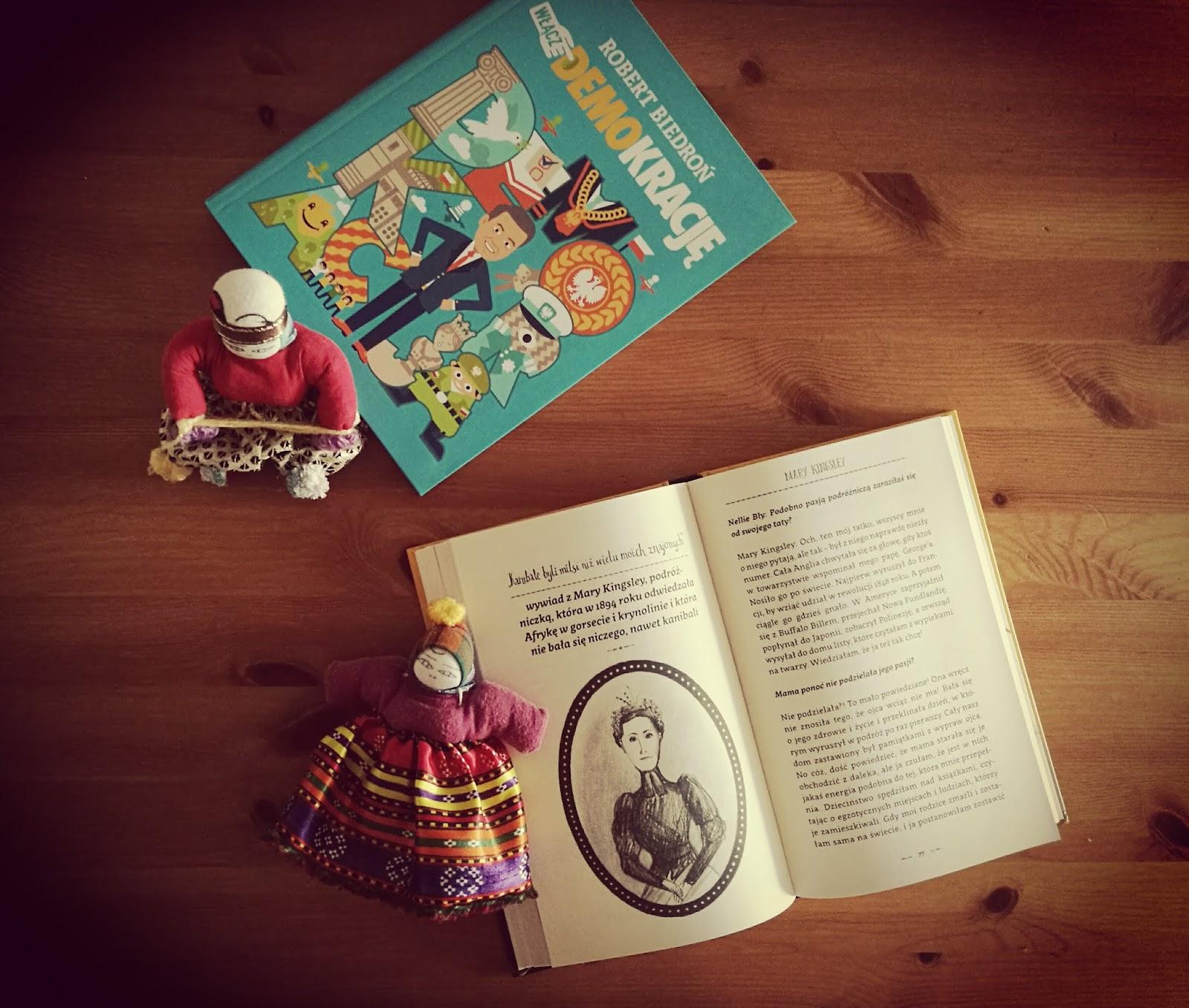 2a2d7806c00764 2 mądre i pomysłowe książki dla dzieci, nie tylko na Dzień Dziecka