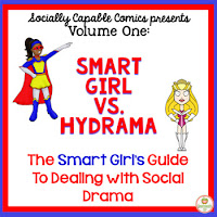 Social Skills: Comic books, girls, friendship