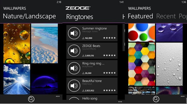 Zedge Apk For Android Free Download