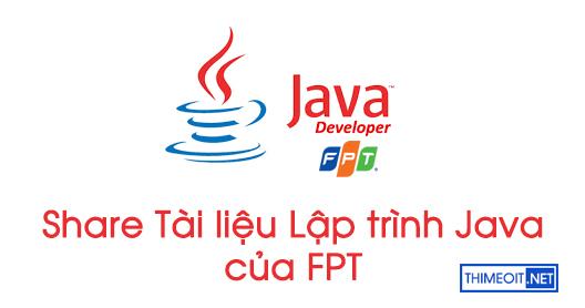 Lập trình Java của FPT