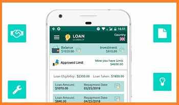 Loan Globally App - Sign Up & Get 32 Rs + Refer Earn