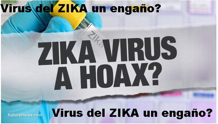 ¿Saben quién es propietario del virus Zika? Zika