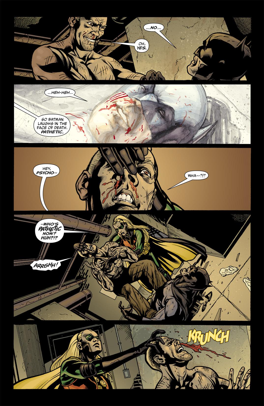 Detective Comics (1937) 796 Page 19