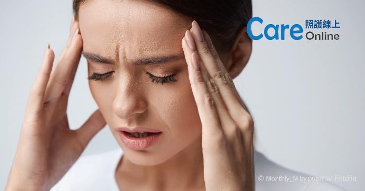 止痛藥也救不了!別忽視「不尋常頭痛」的警訊!-照護線上
