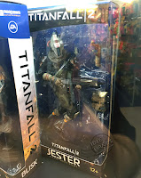 Toy Fair 2017 McFarlane Toys Color Tops action figures Titanfall 2