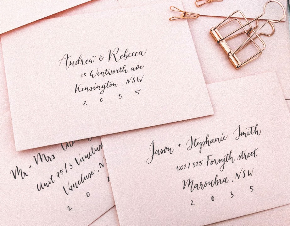 LETTERS BY JLINANTO INTERVIEW | PERSONALISED CALLIGRAPHY ART SYDNEY