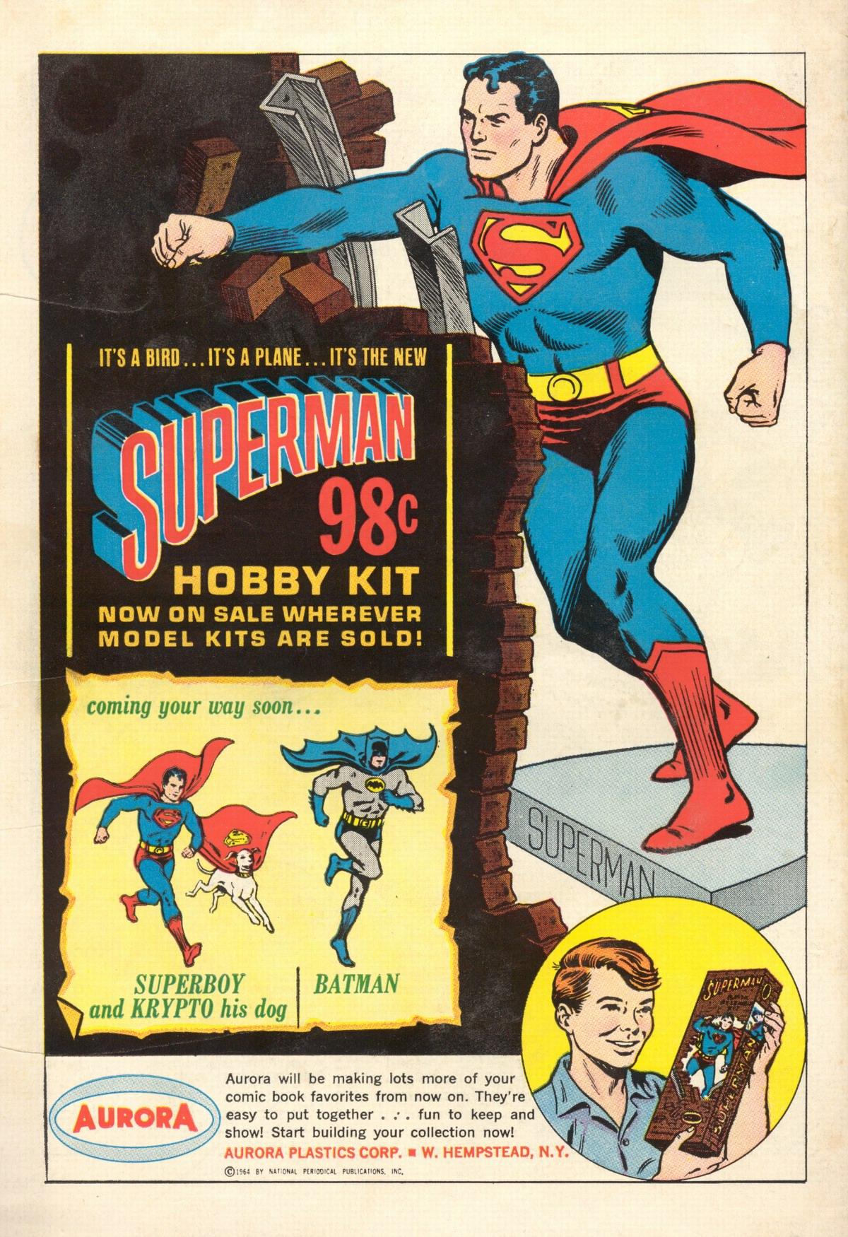 Strange Adventures (1950) issue 171 - Page 36