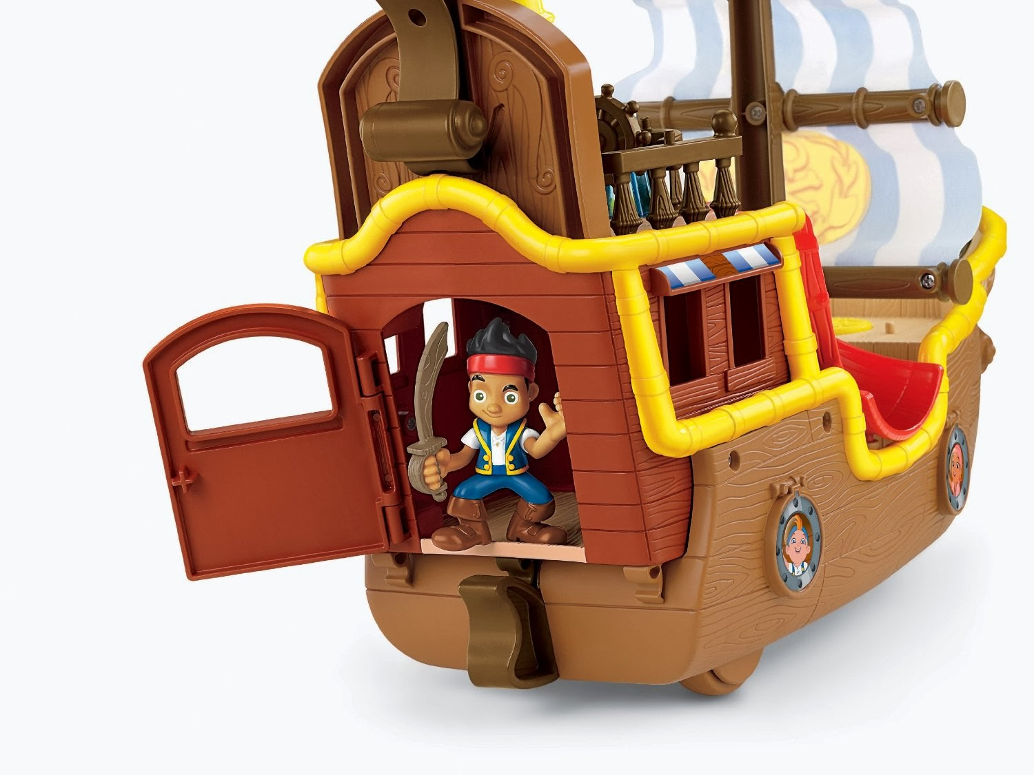 Fisher Price Disney S Jake And The Never Land Pirates
