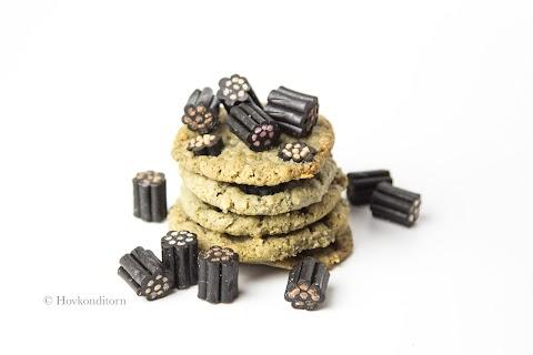 Licorice Cookies