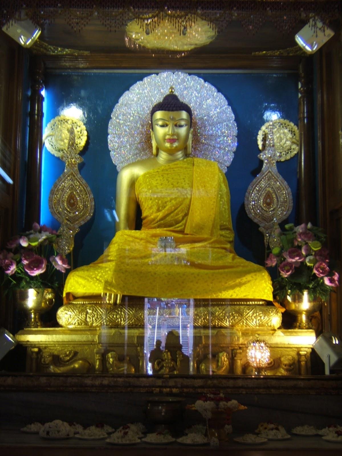 Good Morning with Lord Buddha