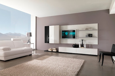 Cool-white-modern-living-room-furniture