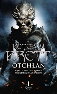 Otchłań: Księga I - Peter V. Brett