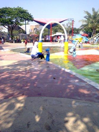 Water Park Citra Garden : water, citra, garden, Taufanyanuar:, Berenang, Citra, Garden, Waterpark