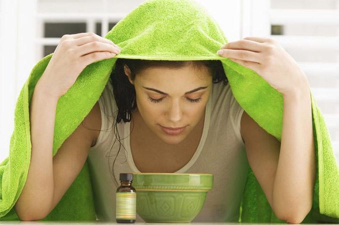 Sinus Headache Home Remedies
