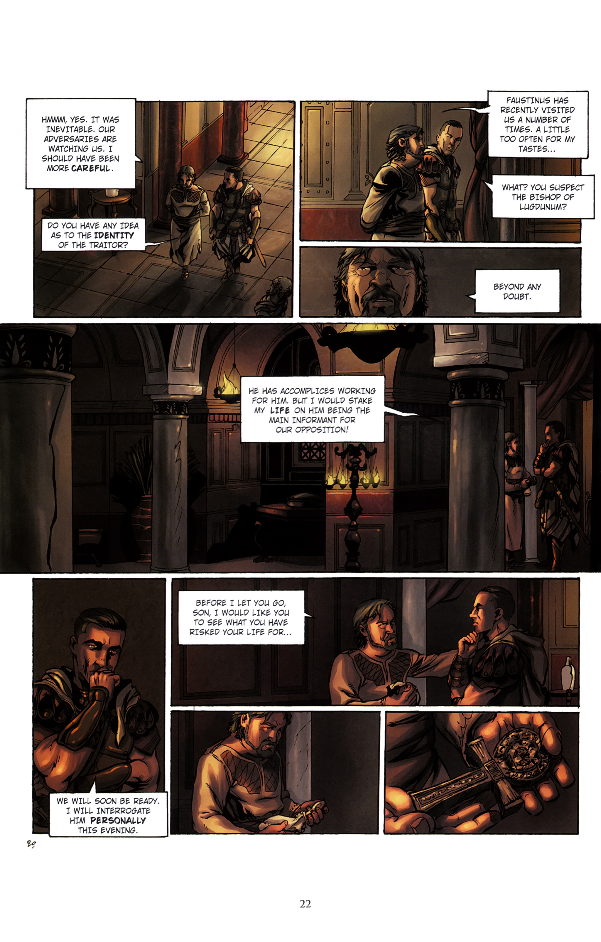 Read online Assassin's Creed (2012) comic -  Issue #2 - 26