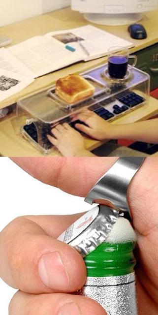 Invenções maravilhosas para facilitar nossa vida