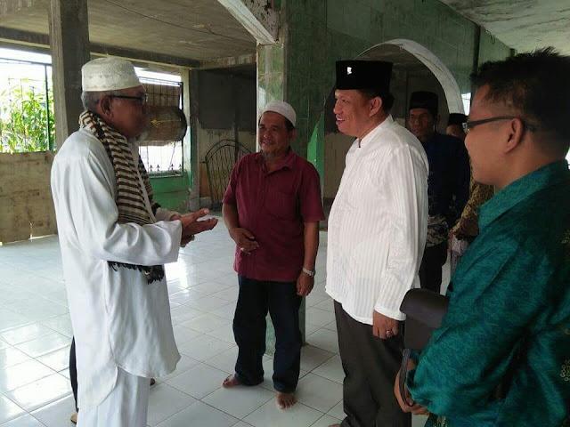Abdiyanto Janjikan Insentif untuk Ustadz-ustadzah