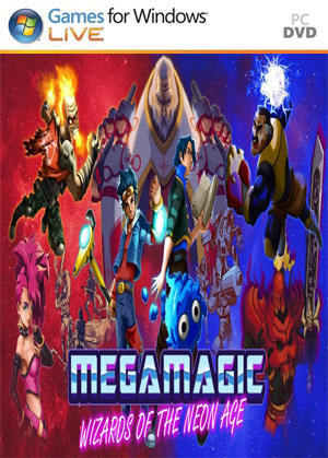 Megamagic: Wizards of the Neon Age PC Full Español