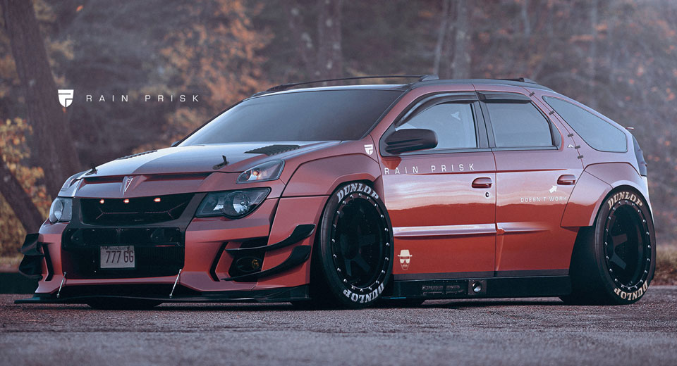 More Ugly Somehow Makes The Pontiac Aztek More Beautiful - Types cars