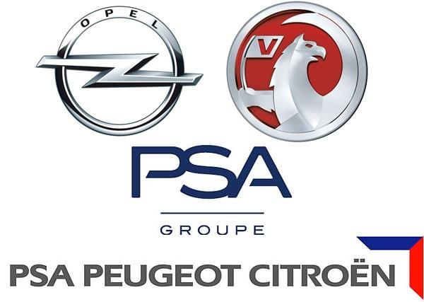 El Grupo PSA compró a Opel y Vauxhall