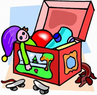 Chronicles of a crazy mom: Rotating and Organizing Kids Toys