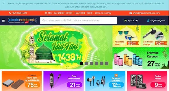 Jakartanotebook Surabaya, Tempat Belanja IT Mudah dan Nyaman