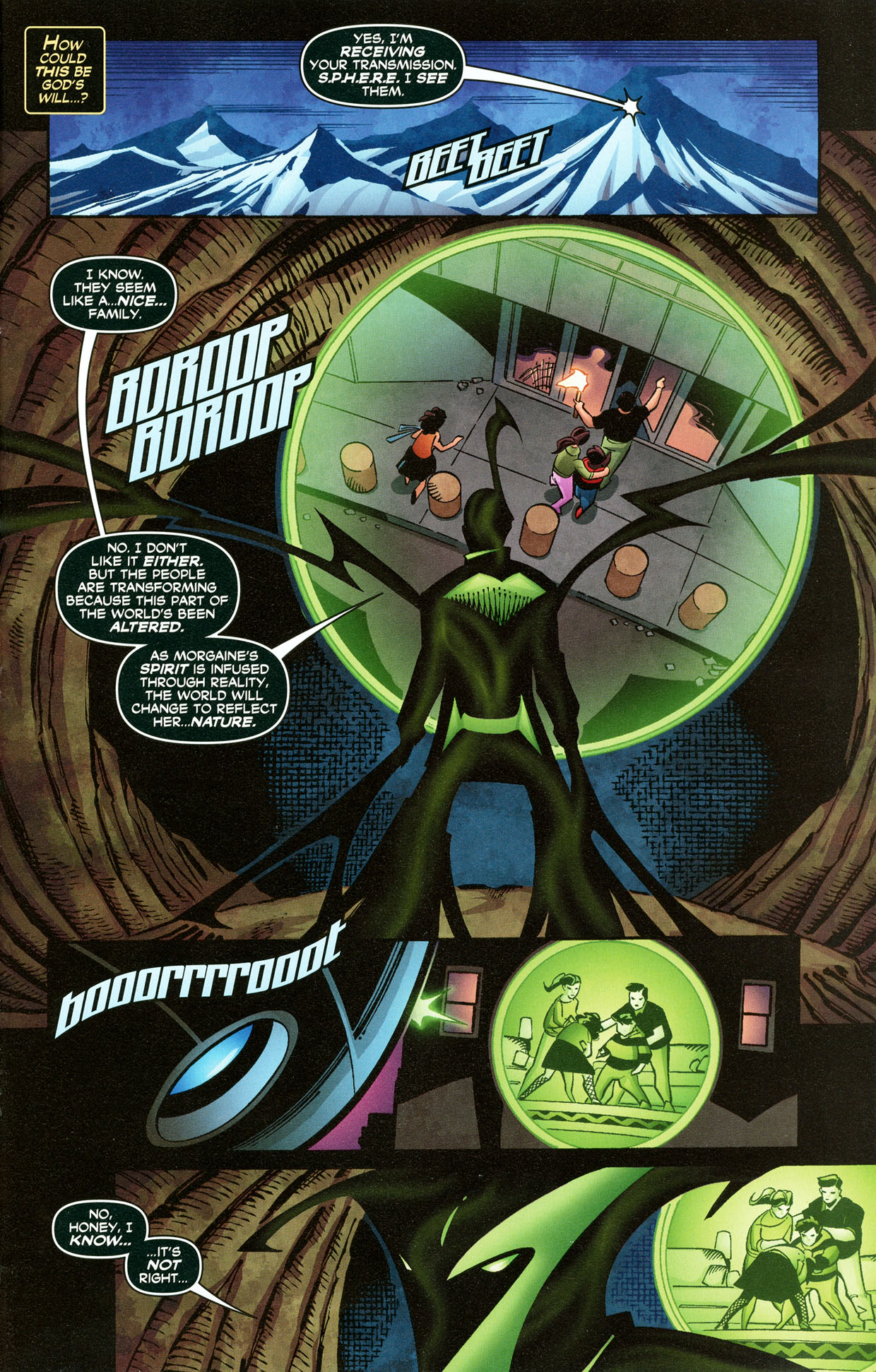 Read online Trinity (2008) comic -  Issue #33 - 28