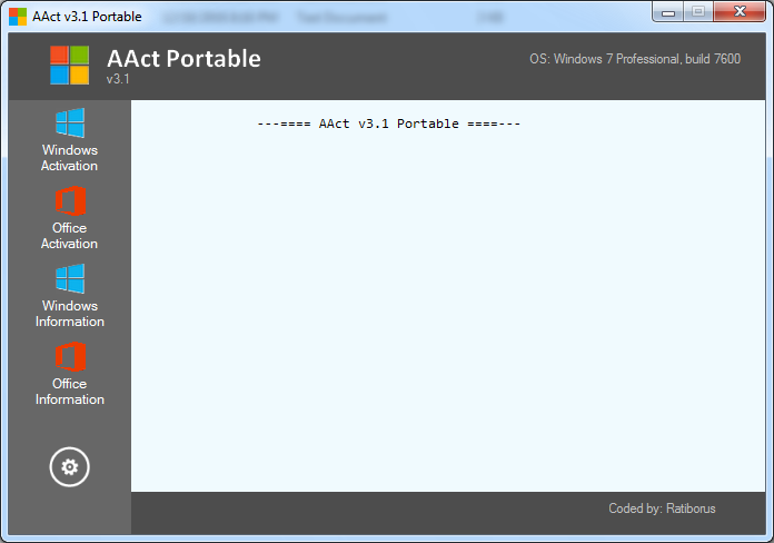 AAct 3 1 PORTABLE: WINDOWS AND WORD ACTIVATOR | MOBIPROX