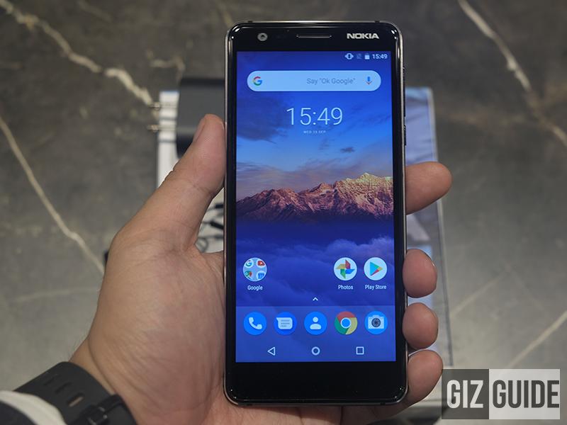 Nokia 3.1 Review - Needs improvement?
