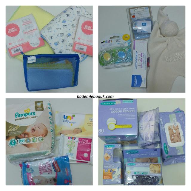 doğum çantası nasıl hazırlanır