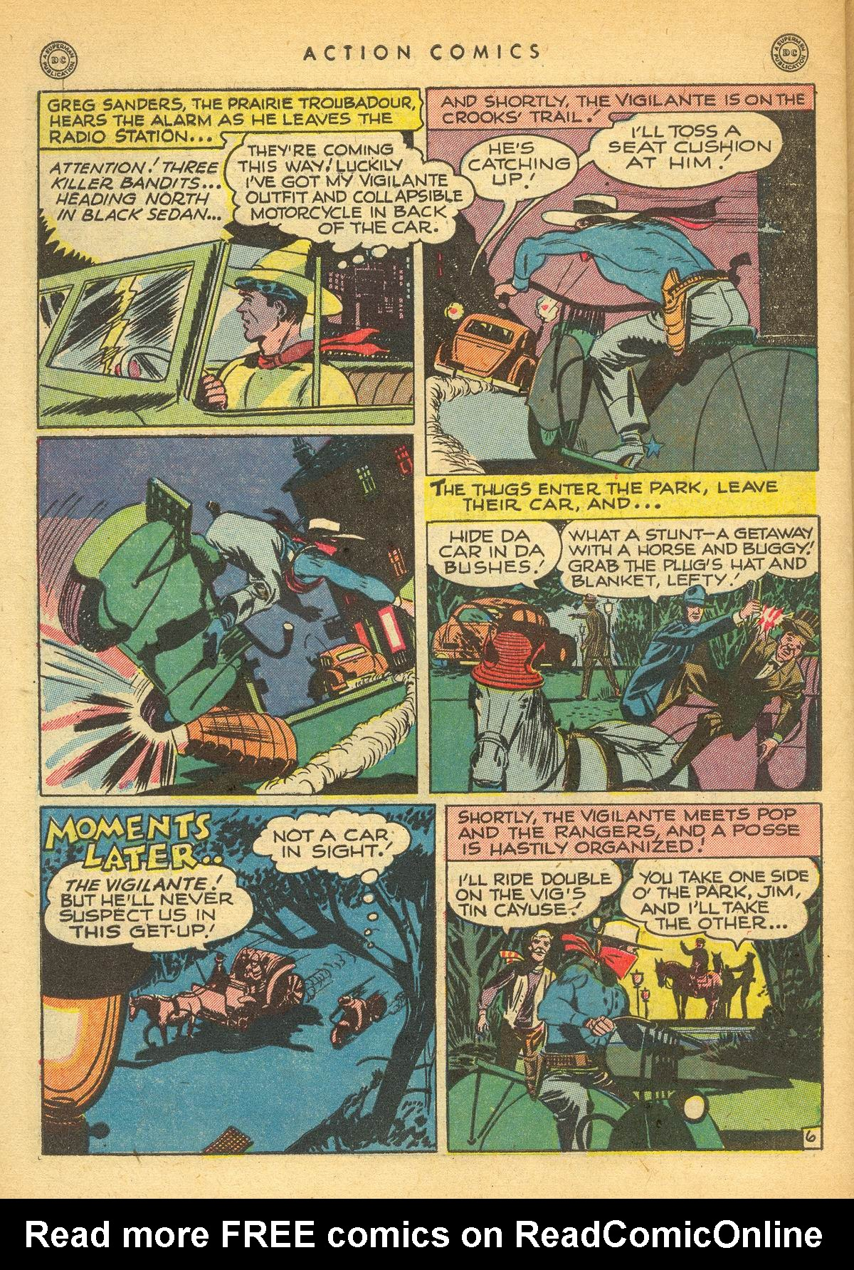 Read online Action Comics (1938) comic -  Issue #109 - 44
