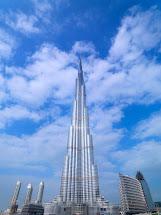 Burj Khalifa Dubai In Uae