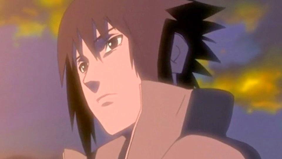 Sasuke forma Taka